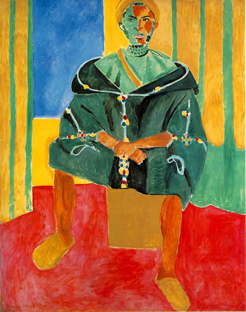 Henri Matisse 1869-1954 | The fauvism movement