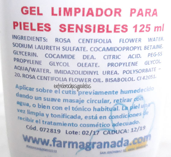 cosmetica farmagranada