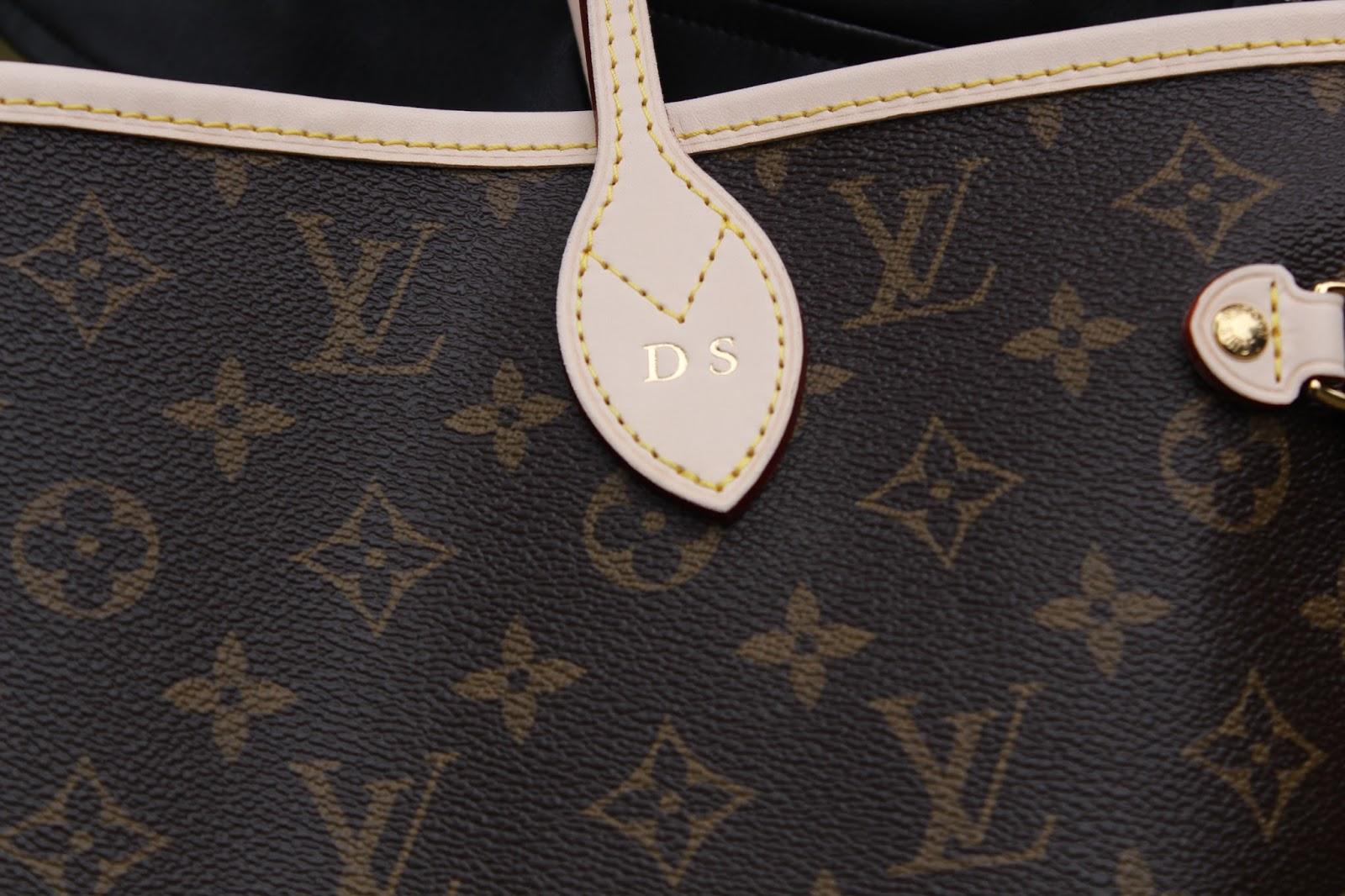 ebf7cf4e60 Dasha Soliman  Moje první kabelka Louis Vuitton