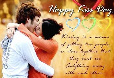 happy kiss day hd pics