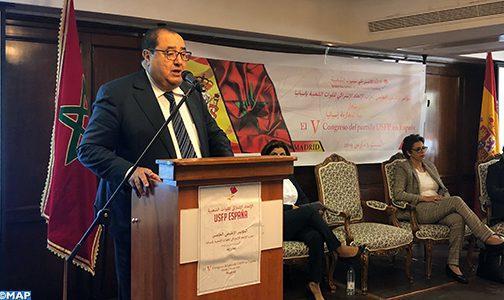 لشكر : على أوربا أن تعي جيدا أهمية الأدوار الاستراتيجية الذي يقوم بها المغرب