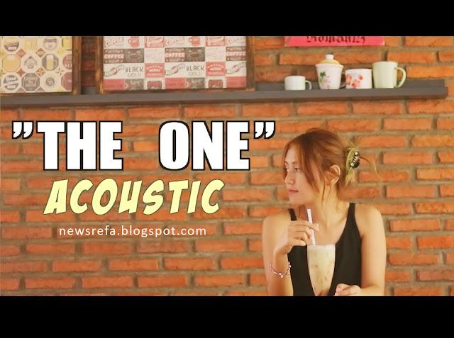 Kunci Gitar LAST GOAL! PARTY - The One [Acoustic Version]