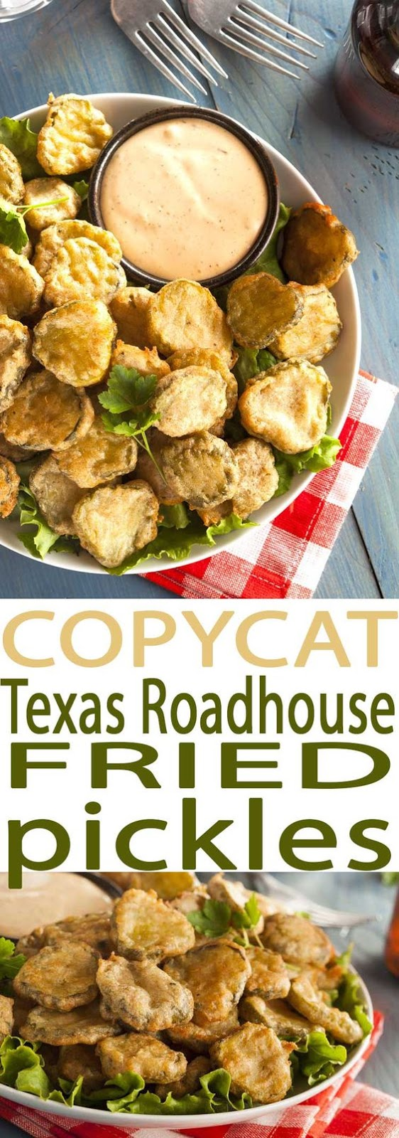 COPYCAT TEXAS ROADHOUSE FRIED PICKLES RECIPE