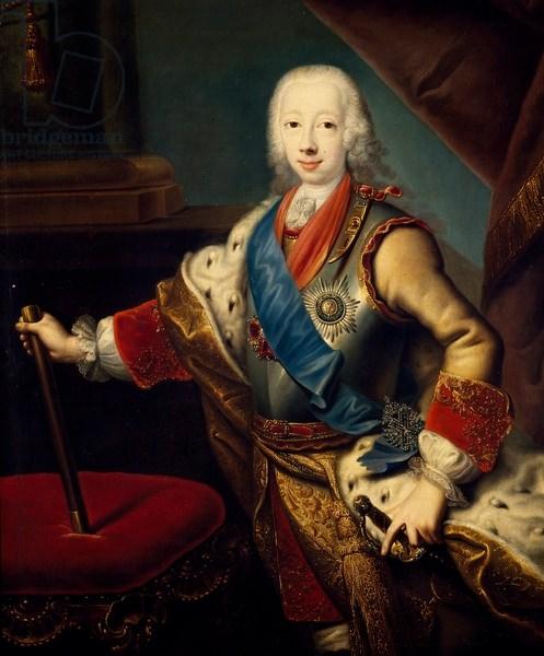 Πορτρέτο του Πέτρου Γ΄ της Ρωσίας (1728-1762)