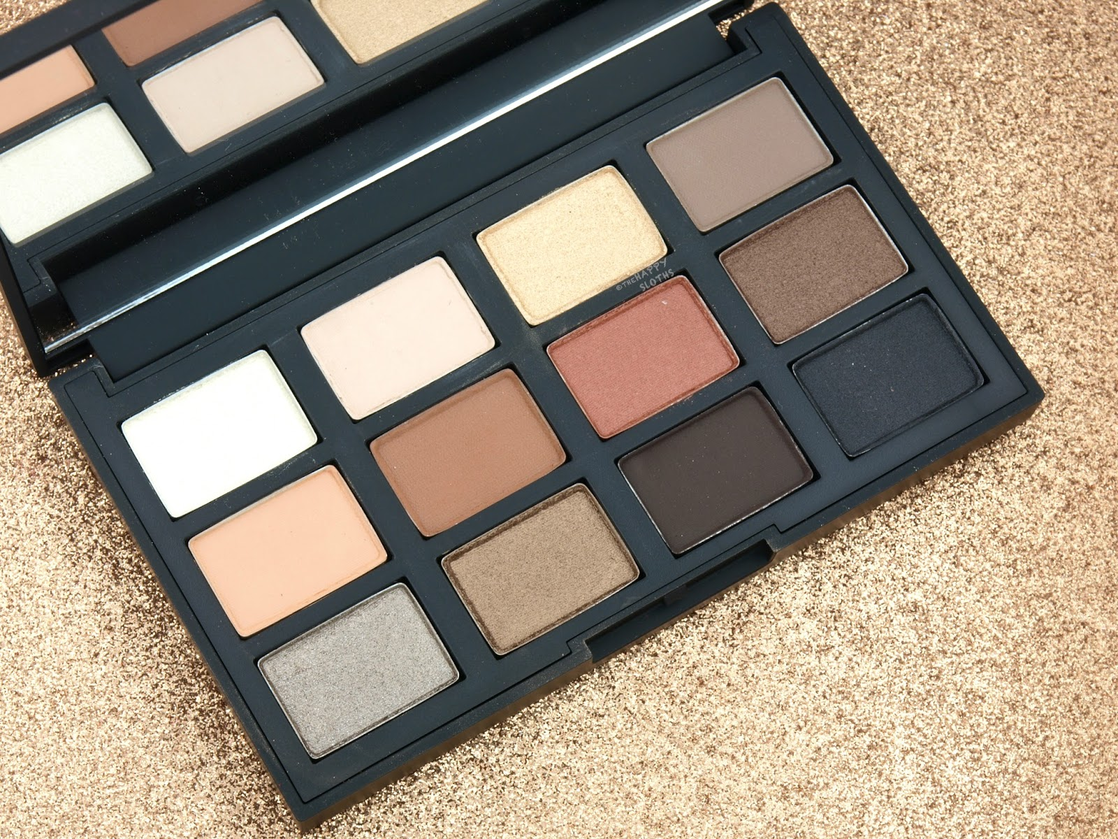 NARS NARSissist Loaded Eyeshadow Palette: Review and Swatches