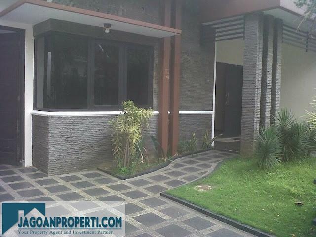 Rumah dijual di perumahan elite Araya Kota Malang