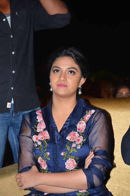 keerthy suresh hd images at nenu local audio launch