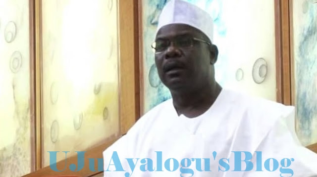 BREAKING News: Senate Suspension of Ndume is Illegal, Court Rules