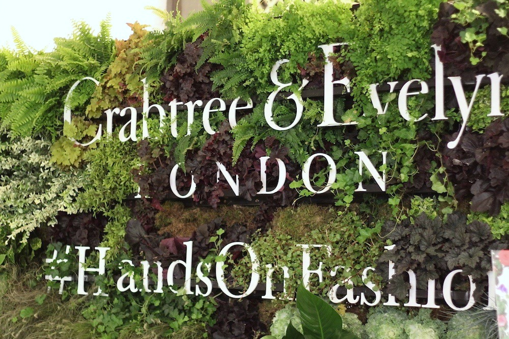 #handsonfashion crabtree and evelyn