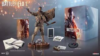 91RFsh0ACsL. SL1500  Battlefield 1 Exclusive Collectors Edition with statue
