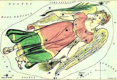 Zodia şi constelaţia Fecioarei