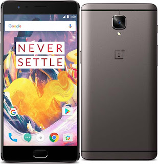 OnePlus 3T | 6GB RAM + 64GB/128GB ROM |16MP + 16MP Camera