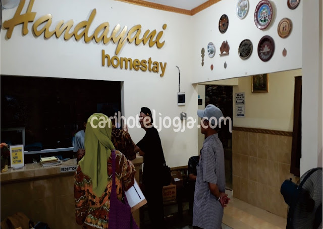 Hotel Murah Di Malioboro | Handayani Homestay Sosrowijayan Malioboro