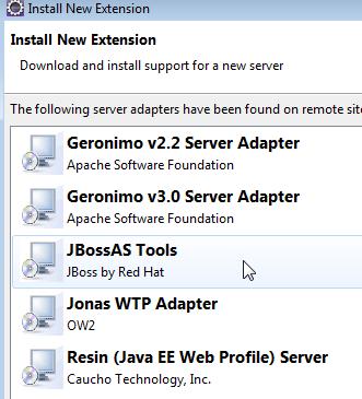Eclipse + JBoss / WildFly Integration ~ l3oc