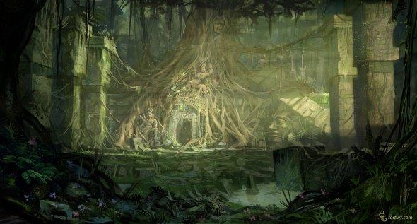Artur Sadlos artstation ilustrações conceituais fantasia games