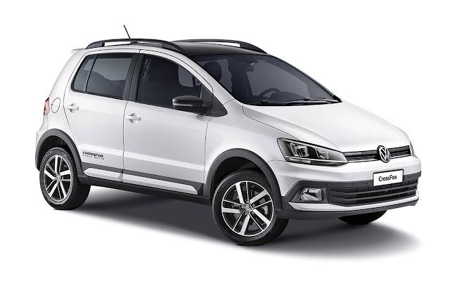 Novo Volkswagen Fox 2017 - CrossFox
