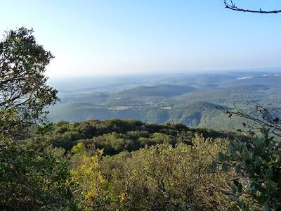 GR60 ピック・サン・ルー登山