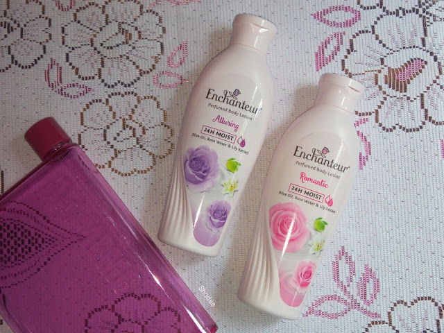 Enchanteur 24H Moist Perfumed Body Lotion