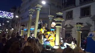 Horario e itinerario de la Cabalgata de Reyes Magos 2019 de Granada