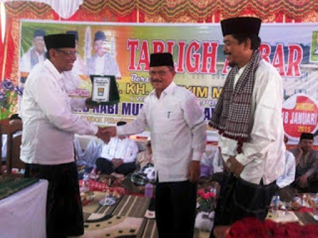 485 Jamaah Nurul Yaqin Ringan-ringan Bertolak Ke Kuala Banda Aceh