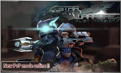 Star Warfare: Alien Invasion (MOD, Gold/Mithril) APK + OBB Download