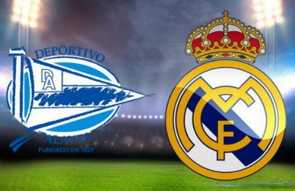 เว็บแทงบอล ทีเด็ดบอล ลา ลีกา สเปน : อลาเบส VS เรอัล มาดริด