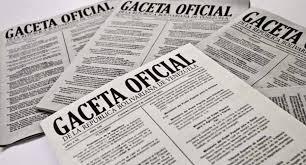 Véase nuevos decretos presidenciales en Gaceta oficial Nº 41261