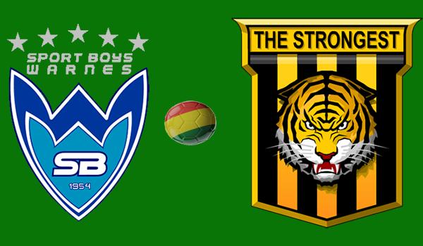En vivo Sport Boys vs. The Strongest - Torneo Apertura 2018