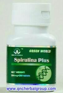 Agen Spirulina Riau