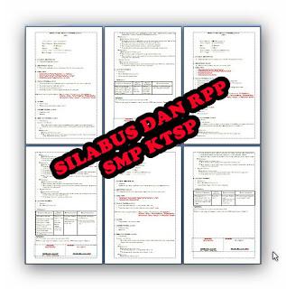 Silabus, RPP PAI SMP Kelas VII, VIII, IX KTSP