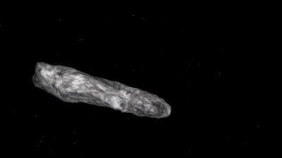 ¿Una sonda alienígena?: Origen del misterioso asteroide Oumuamua siembra la discordia entre expertos