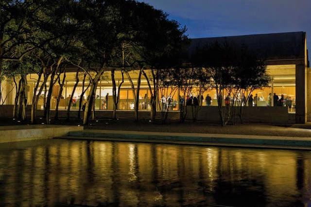 Kimbell Art Museum in Fort Worth   Louis Kahn   Description + Plans + Photos