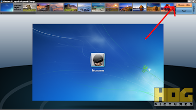 Cara Mengganti Background Logon Windows 7 - Hog Pictures