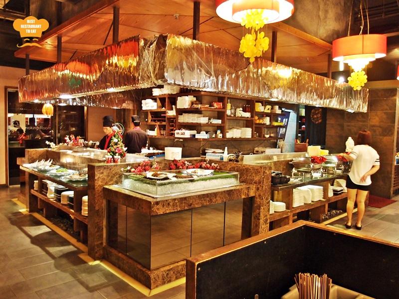 Tao Japanese Restaurant Buffet Sunway Giza