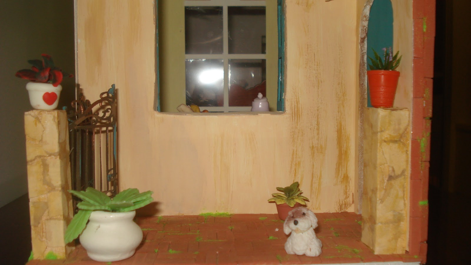 casa andrea milano sectional sofa modern loveseat bed louca por miniaturas minis da dea outubro 2012