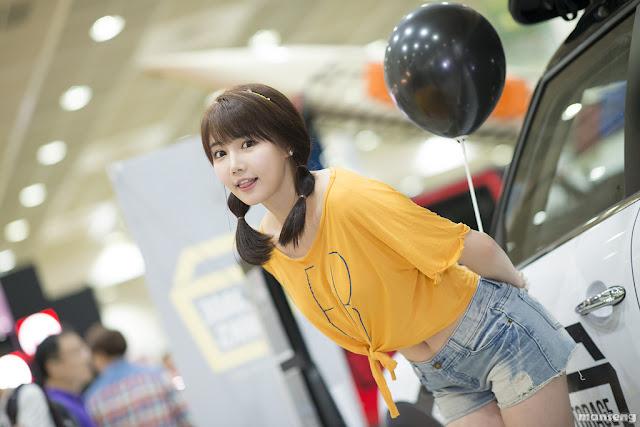 Han Ga Eun Hot Model