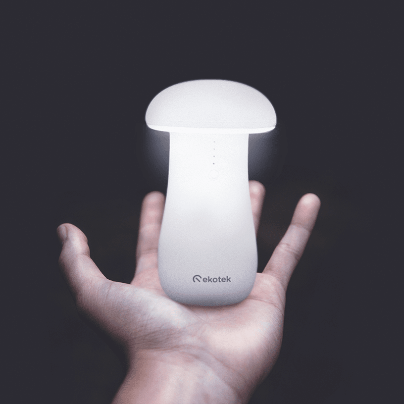 Ekotek Announces Ekolamp, A Powerbank / LED Lamp Hybrid