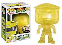 Funko Pop! Yellow Ranger Glitter