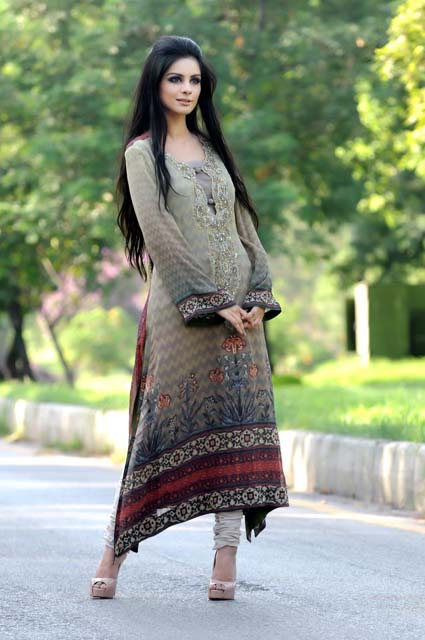 Sobia S Salon And Studio Islamabad: Sobia Nazir Womens Eid Party Dresses