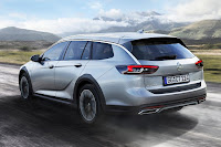 Opel Insignia Country Tourer (2018) Opel Side