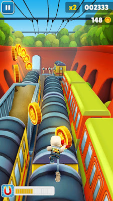 Subway Surfers Mod Apk v1.64.0 (Unlimited Coins & Keys) Cheat | ReddSoft