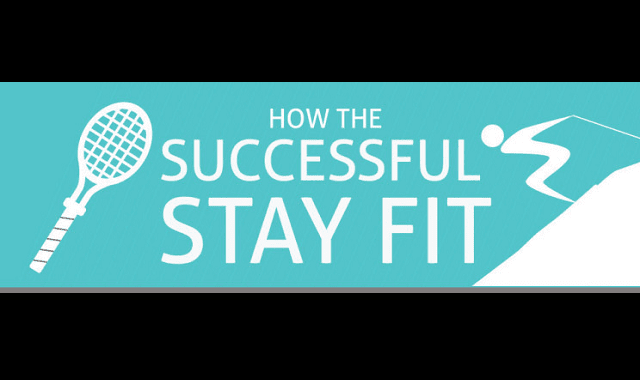 How the Successful Stay Fit