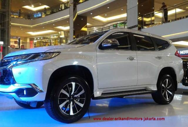 paket kredit dp super ringan pajero sport 2019, kredit mobil pajero 2019