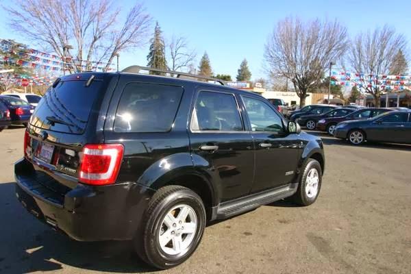 2008 ford escape hybrid for sale 4x4 cars. Black Bedroom Furniture Sets. Home Design Ideas