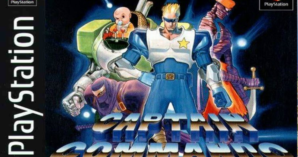 download game ps1 captain commando