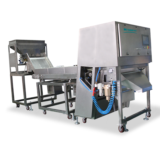 L Serie Belt-Type Color Sorter