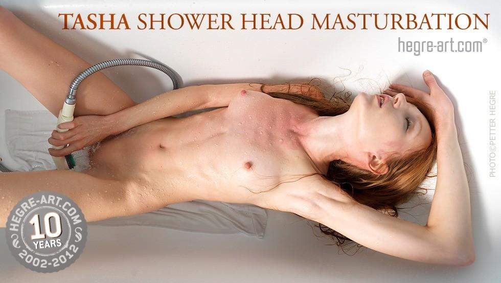 [Hegre-Art]1-18 - Tasha - Shower Head Masturbation - 8000px [40P109MB] 07180