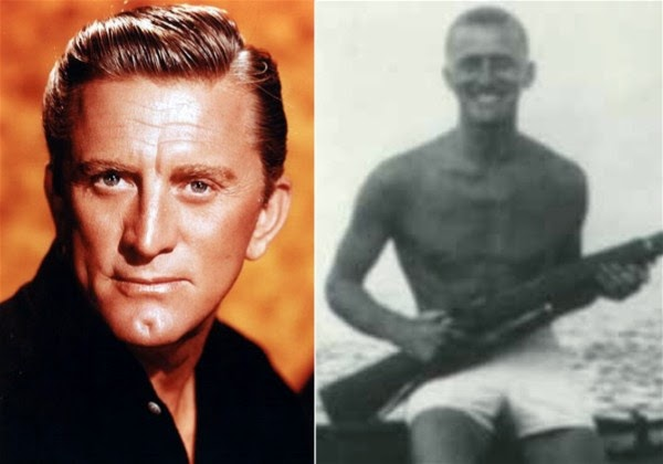 Kirk Douglas worldwartwo.filminspector.com