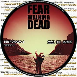 GALLETA [SERIE TV] FEAR THE WALKING DEAD TEMPORADA 4