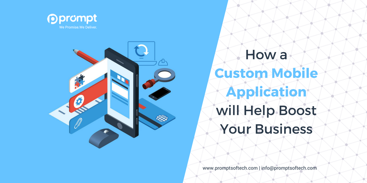 Custom Mobile App Development Company